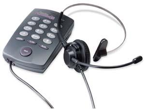 Телефонная гарнитура с адаптером Practica Т100