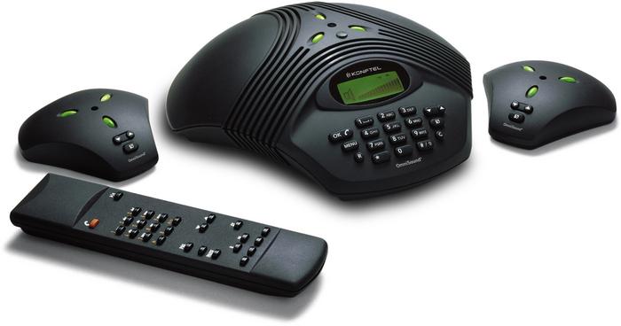 Телефонный аппарат для аудиоконференции Konftel 200 (KT-200)