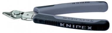 Кусачки для электроники прецизионные, антистатические ( KN-7813125ESD )