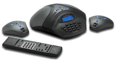 Беспроводной телефонный аппарат для аудиоконференции Konftel 200W(DECT) (KT-200W)