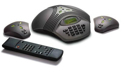 Телефонный аппарат для аудиоконференции Konftel 200NI (ISDN/BRI)